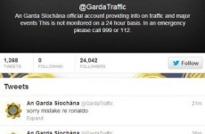 The very best of the Garda Traffic Twitter account