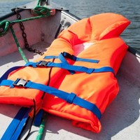 Who is more likely to wear a life jacket - a jet skier or paddle boarder?