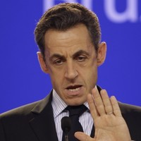 Kenny and Sarkozy exchange 'strong words' over corporate tax rate
