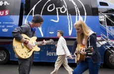 John Lennon Educational Bus open to Irish public
