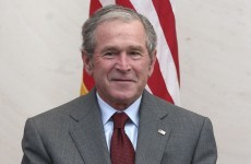 George W Bush undergoes surgery to clear artery