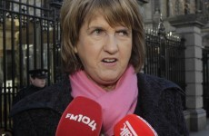 Joan Burton: 'I'm qualified to do most of the jobs in cabinet'