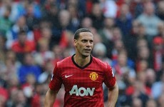 Ferdinand lifts lid on gossiping United stars