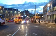 Disruptions to Luas Red Line following Store Street incident