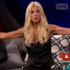 Tara Reid makes a fool of herself on American television...