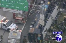 13 dead in New York City bus accident