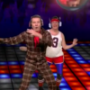 Stephen Colbert, Brian Cranston and Henry Kissinger in the best Get Lucky video of all