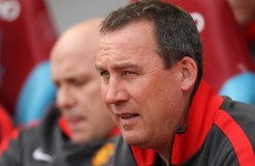 Anzhi Makhachkala to sack former Man United assistant... after just 16 days