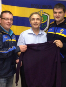 The owner of the 'good jumper' has been found!
