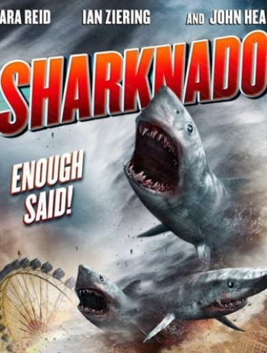 Sharknado, as it happened