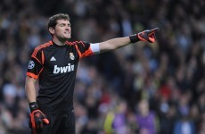 Bale welcome at Real, says Casillas