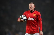 Wayne Rooney trains with reserves at own request