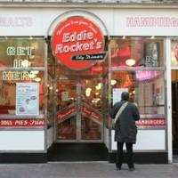 Appeal over bank-drop cash robbery outside Eddie Rocket's