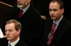 Sinn Féin thinks a Fianna Fáil-Fine Gael coalition is a good idea