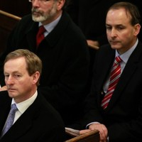 Sinn Féin thinks a Fianna Fáil-Fine Gael coalition is a good idea