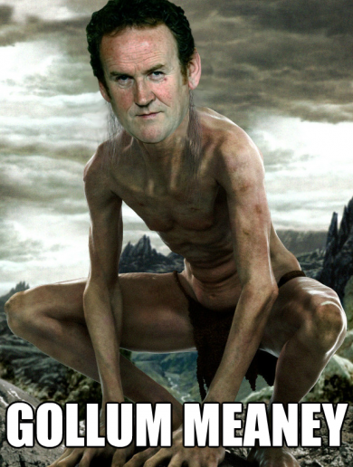 The best collection of Colm Meaney puns you'll ever see