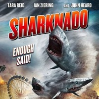 Can you guess what Sharknado 2 is called? Go on, guess...