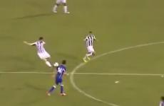 Here's the halfway Golazo Andrea Lazzari struck for Udinese last night