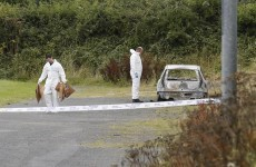 Body found in burnt-out car in Kildare