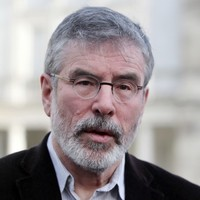 Adams: IRA was responsible for Portlaoise prison officer's death