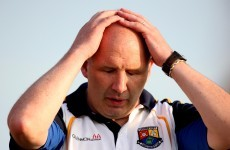 Glenn Ryan steps down as Longford senior football manager