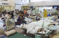 """There is no food"" - patients left without rations in quake-stricken Japanese hospitals"