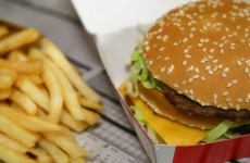 One in five McDonald's hamburgers sold in Europe is of Irish origin
