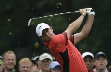 PGA Update: McIlroy improves with weather but title hopes fade