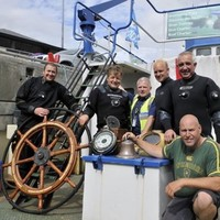 So, it turns out the Astrid bell and wheel weren't stolen...