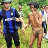 Father and son found after 40 years living in Vietnamese forest