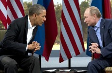 Obama denies bad relationship with 'bored kid' Putin