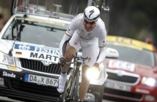 Roche struggles to find form as Martin takes victory in Paris-Nice
