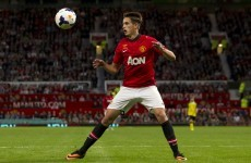 Who needs Cesc? Introducing Man United's seriously talented 18-year-old midfielder