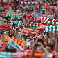 VIDEO: Liverpool and Celtic fans singing 'You'll Never Walk Alone'