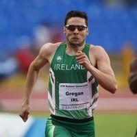 Brian Gregan qualifies for 400m semi finals