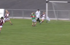 Highlights of Cora Staunton's incredible 4-8 for Mayo yesterday