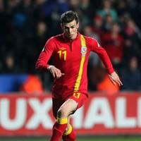 Gareth Bale set to miss Ireland friendly with foot injury