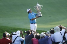 Deadly Dufner holds firm to take PGA title
