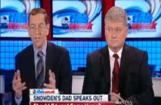 Edward Snowden's father to visit his son in Russia