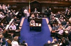 No sign of Fine Gael rebels and Labour TDs teaming up for speaking rights
