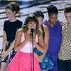 WATCH: Lea Michele dedicates Teen Choice Award to Corey Monteith