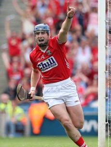 Cork's Pa Horgan doesn't know why people are making such a fuss about goals
