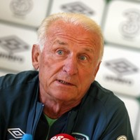 Trapattoni has no doubts about Pilkington's commitment to Ireland