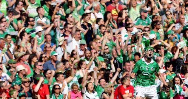 'In '07 I was a boy, we were no-hopers, I learned a lot that day' -- Limerick's Seamus Hickey