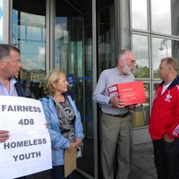 Petition to prevent homeless centre moving next to children's sports club