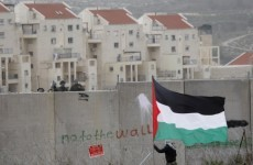 US Secretary of State urges Palestinians against settlements reaction