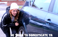 How a Dub steals a car... to the tune of Blurred Lines