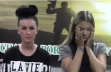 Video: Irish woman Michaella McCollum Connolly in Lima drugs bust
