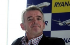 """We don't want boy racers flying our planes"" - Michael O'Leary hits back"