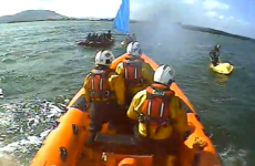 Young sailors rescued in Sligo during yacht club excursion